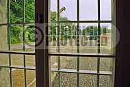Buchenwald Barbed Wire Fence and Watchtower 0010