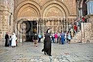 Jerusalem Holy Sepulchre View 003
