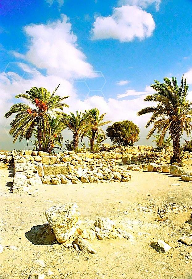 Tel Megiddo Stables 003
