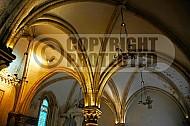 Jerusalem Coenaculum Upper Room 003