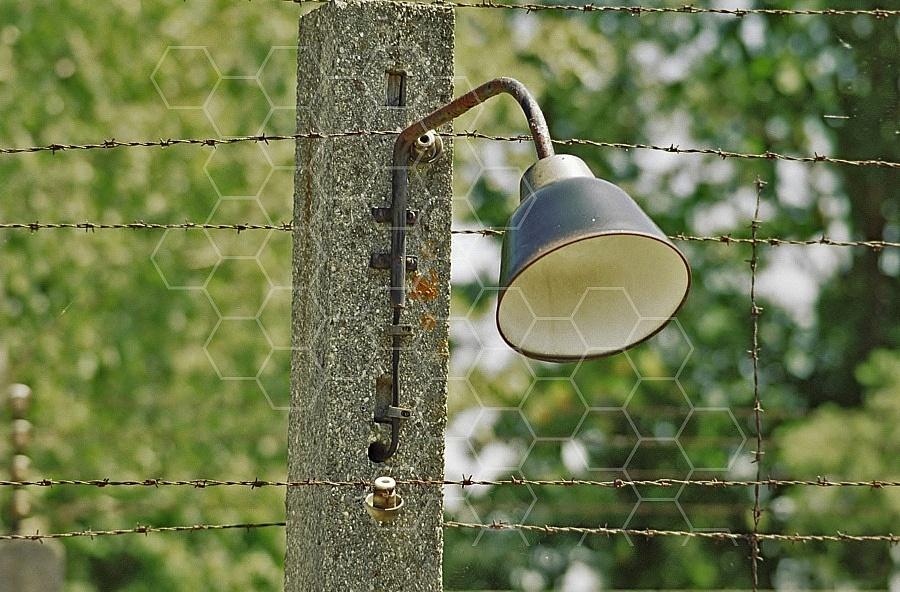 Dachau Barbed Wire Fence 0011