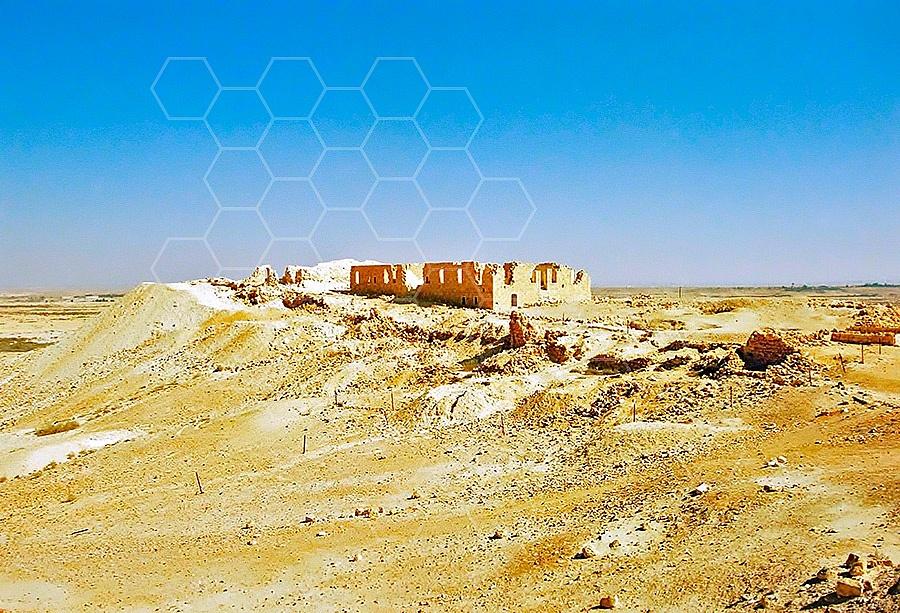 Nitzana Nabataean City 003