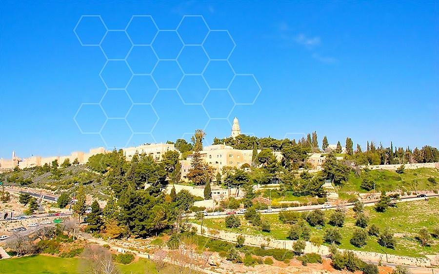 Jerusalem Mount Zion 015