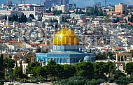 Jerusalem Old City Dome Of The Rock 014