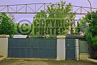 Sered Camp Gate 0001