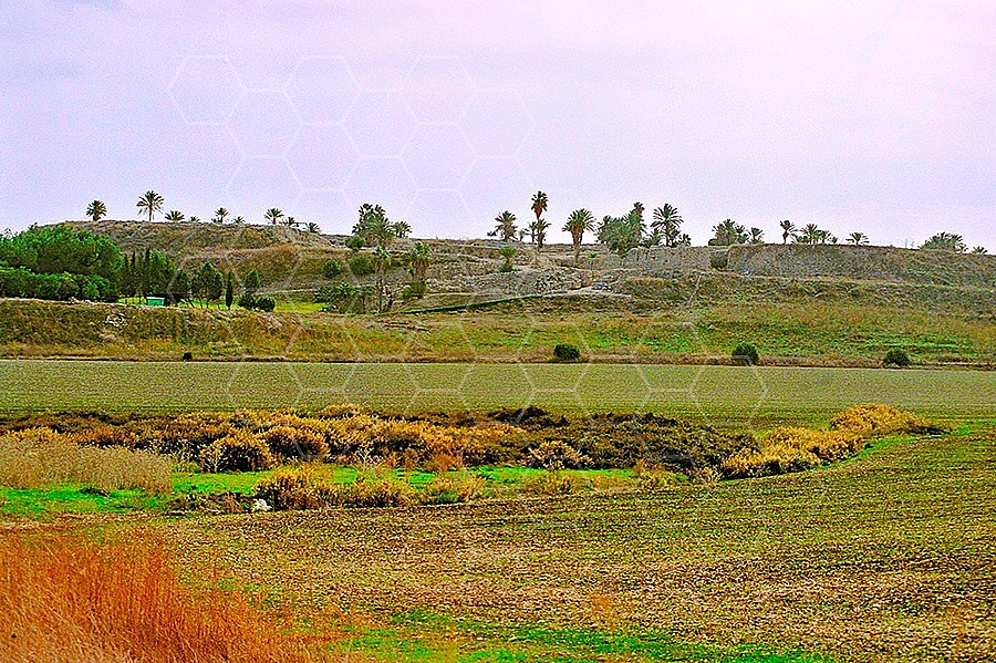Tel Megiddo View 001