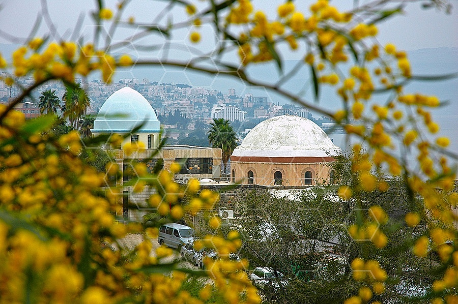 Tiberias Rabbi Meir Baal Haness Tomb 004