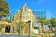 Jerusalem Dom Flevit 001