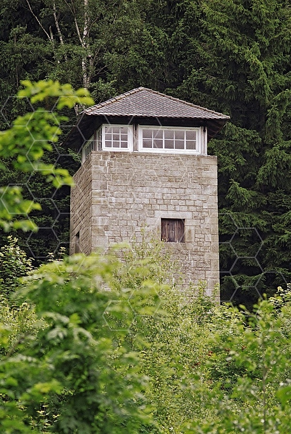 Flossenbürg Watchtower 0007