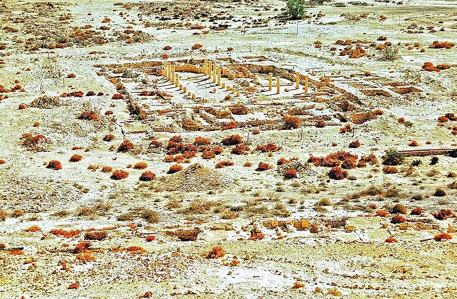 Nitzana Nabataean City 004