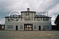 Sachsenhausen Entrance Gate 0003