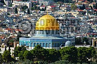 Jerusalem Old City Dome Of The Rock 010