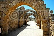 Caesarea Roman Arches 004