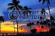 Hawaii Sunset 002