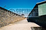 Mauthausen Camp Wall and Watchtower 0004