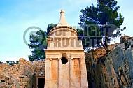 Jerusalem Absalom Tomb 002