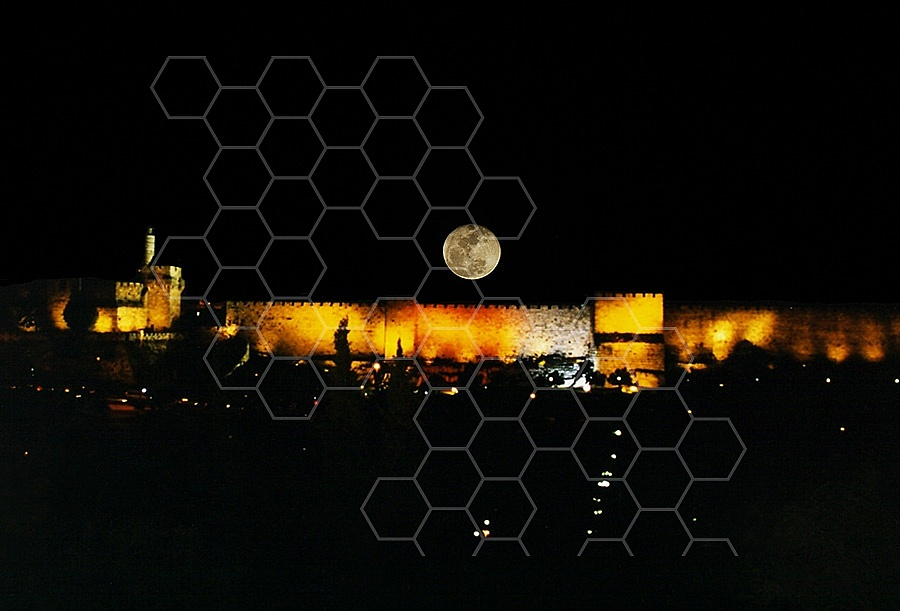 Jerusalem Old City  Walls 001
