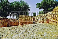 Tel Dan Entrance Gate 002