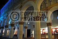 Toledo Synagogue Santa Maria La Blanca Toledo 0005