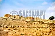 Tel Arad Walls 001