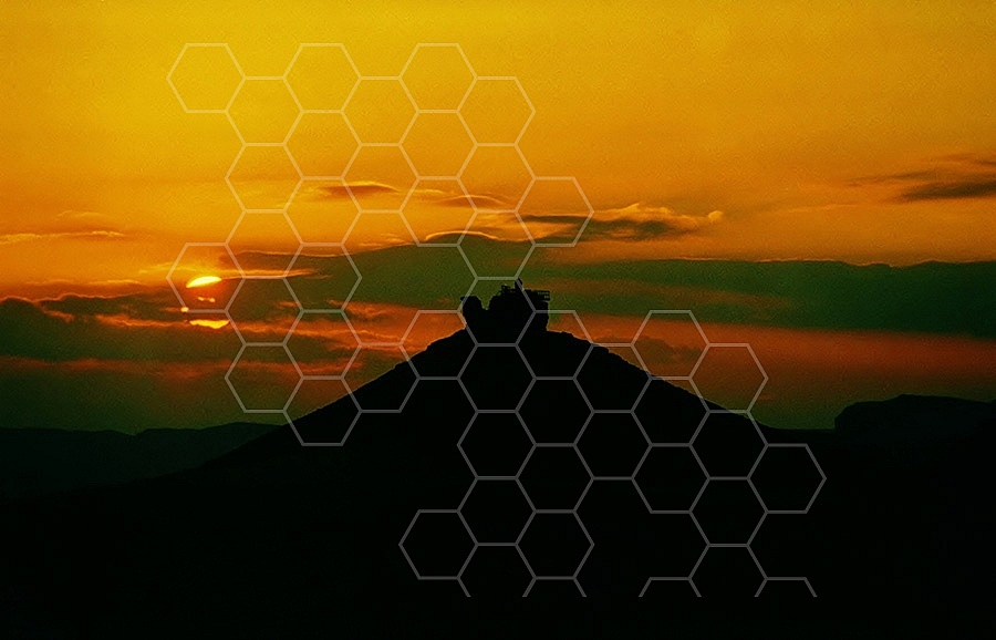 Israel Sunset 003