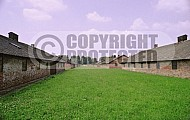 Birkenau Camp Barracks 0017