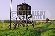 Majdanek Watchtower 0003