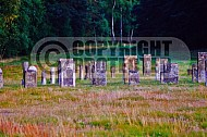 Chelmno Jewish Memorials in the Cemetery 0002