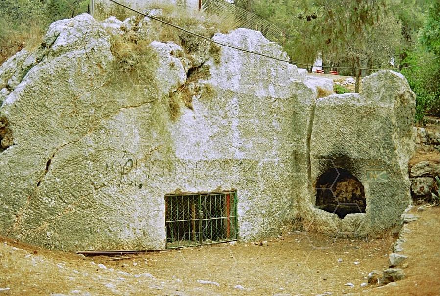 Sanhedrin Tombs 0003
