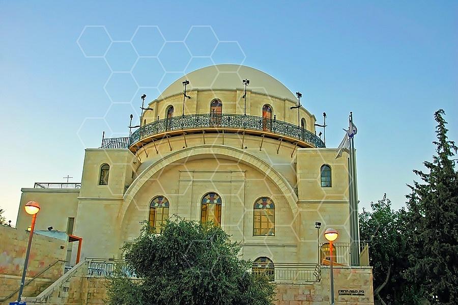 Jerusalem Old City Hurva Synagogue 005