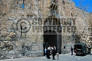 Jerusalem Old City Lions Gate 005