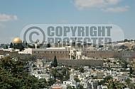 Jerusalem Old City View 0007