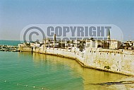Akko Sea Wall 0008