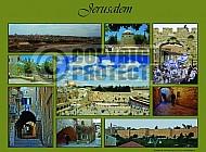 Jerusalem Photo Collages 002