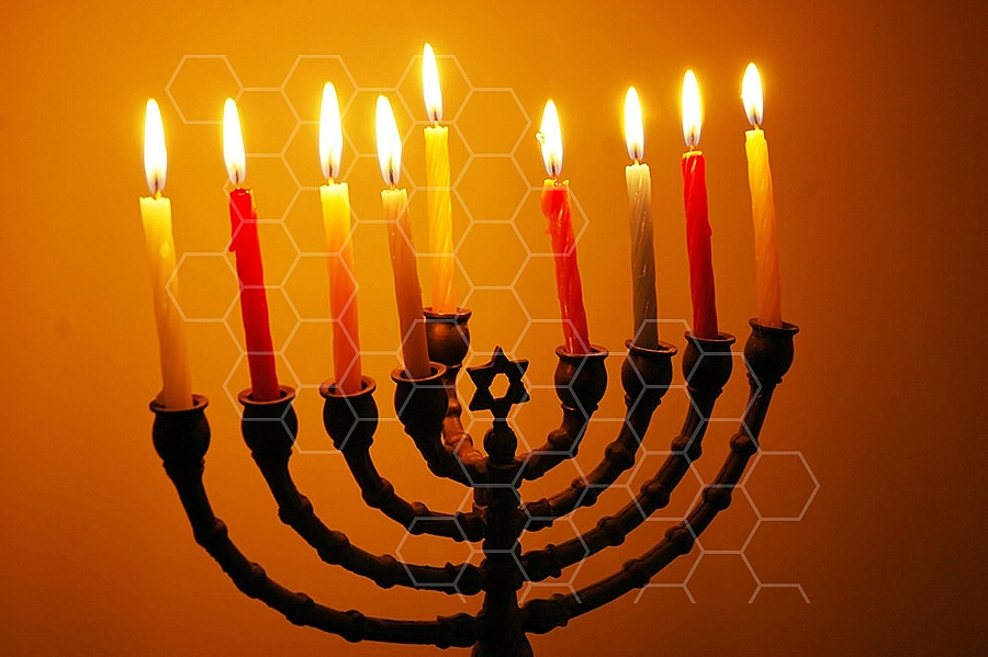 Chanukah Menorah 002