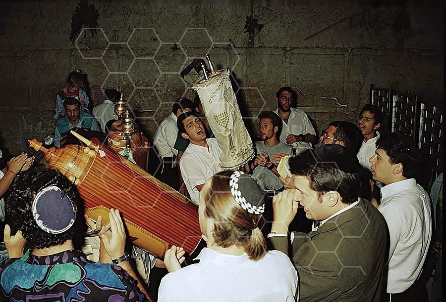 Kotel Simchat Torah 002