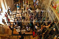 Jerusalem Holy Sepulchre Stone Of Anointing 034