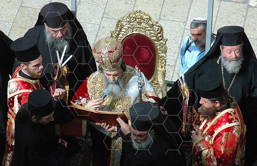 Greek Orthodox Washing Of The Feet 012