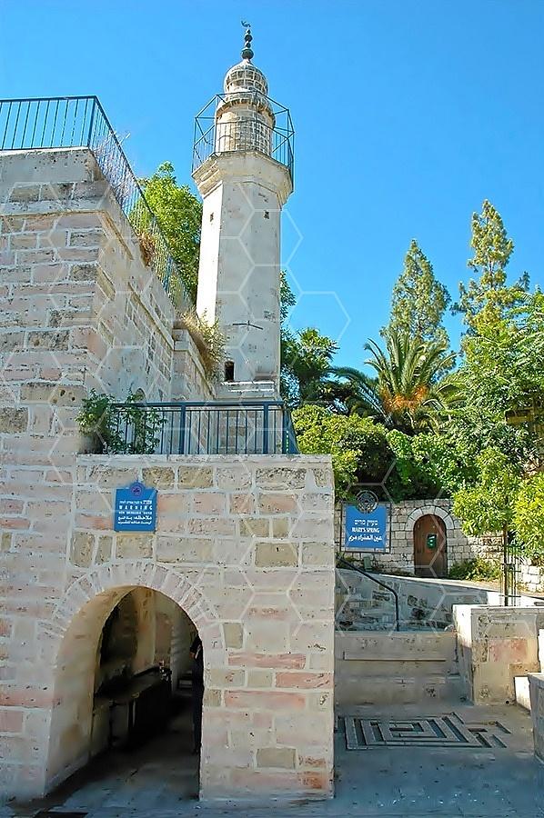 Jerusalem En Karem Marys Spring 004