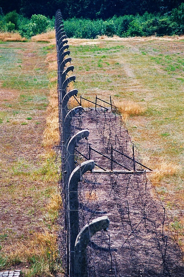 Gross-Rosen Barbed Wire Fence 0001