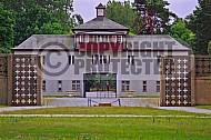 Sachsenhausen Entrance Gate 0001