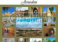 Jerusalem Photo Collages 010