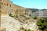 Jerusalem Old City Southern And Western Wall Excavation 011