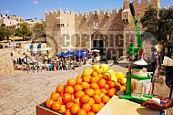 Jerusalem Old City Damascus Gate 001