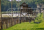 Majdanek Watchtower 0006