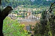 Jerusalem Valley Of The Cross 006