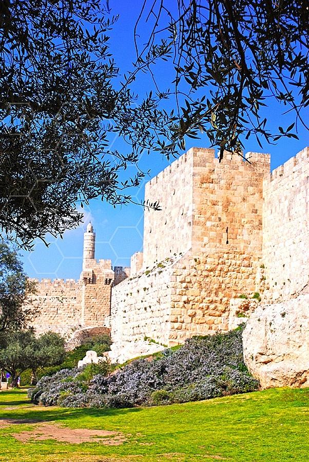 Jerusalem Old City David Tower 026