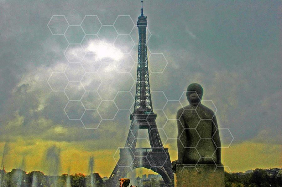 Paris - Eiffel Tower 0017