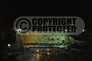 Kotel View at Night 0005