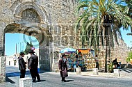 Jerusalem Old City Dung Gate 001
